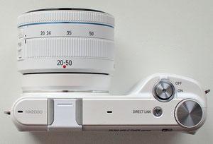 Samsung NX 20-50/3.5-5.6 ED II