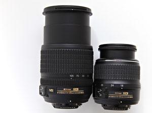 Nikon Nikkor 18-105/3.5-5.6 DX VR