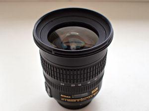 Nikon Nikkor AF-S DX 12-24/4G