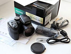 Комплект поставки FujiFilm S1500