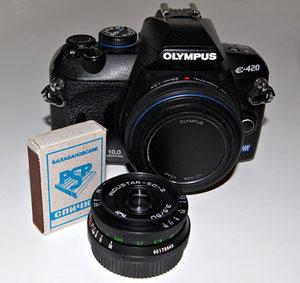 Olympus Zuiko Digital 25/2.8