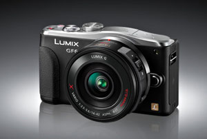 Panasonic Lumix DMC-GF6 (с сайта фирмы)