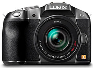 Panasonic Lumix DMC-G6 (с сайта компании)