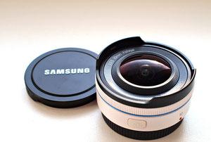 Samsung 10/3.5 NX fisheye