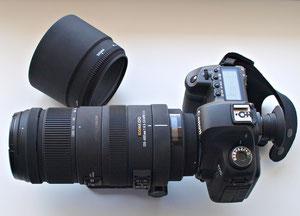 Sigma 120-400/4.5-5.6 OS HSM