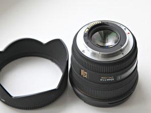 Sigma AF 50/1.4 HSM