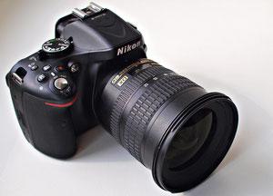 Nikon Nikkor AF-S DX 12-24/4G IF-ED