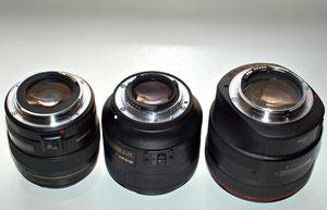 Nikon AF-S 85/1.8 G FX