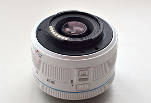 Samsung NX 20-50/3.5-5.6 ED