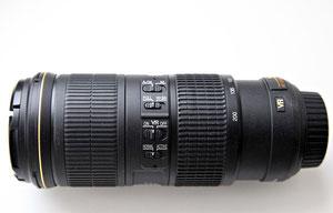 Nikon Nikkor AF-S 70-200/4 G ED VR