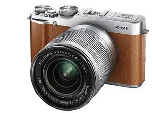 Fujifilm X-M1 (с сайта компании)