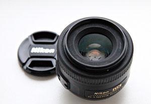 Nikon 35/1.8 G
