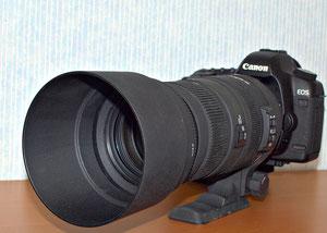Sigma AF 120-400/4.5-5.6 DG HSM OS