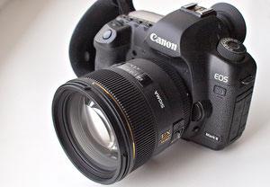 Sigma AF 85/1.4 EX DG HSM