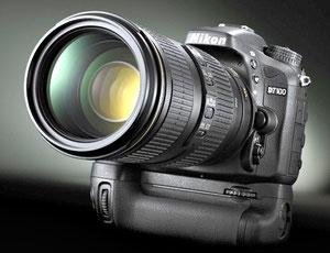 Nikon D7100 (с сайта компании)