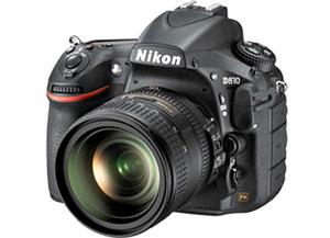 Nikon D810 (с сайта компании)