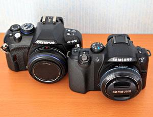 Samsung NX 20/2.8