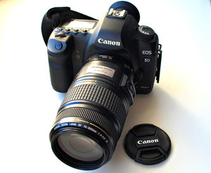 Canon EF 75-300/4-5.6 IS USM