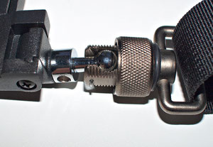 Carry Speed CS-5 ball head joint