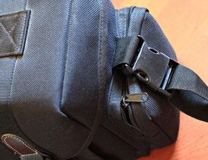 Боковой карман, напрлечный ремень, фурнитура
