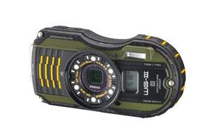 Pentax WG-3 GPS (с сайта компании)