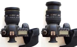 Sigma AF 24-70/2.8 EX DG HSM