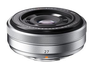 Fujinon XF 27/2.8 (с сайта компании)