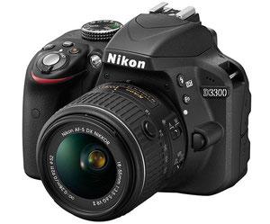 Nikon D3300 (с сайта компании)