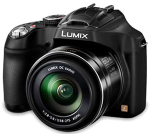 Panasonic DMC-FZ70 (с сайта компании)