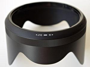 Sigma 35/1.4 DG HSM lens hood