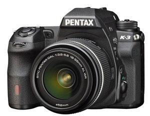 Pentax K-3 (с сайта компании)