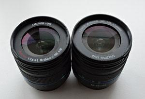 Samsung NX 18-55/3.5-5.6 OIS III i-Fn