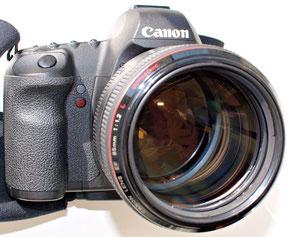 Canon EF 85/1.2L USM