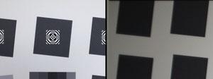 Центр и край кадра на f/2.8 (кроп)