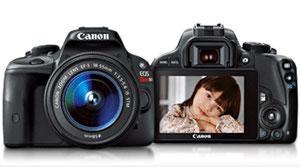 Canon EOS 100D (с сайта фирмы)