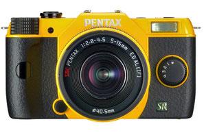 Pentax Q7 (с сайта компании)