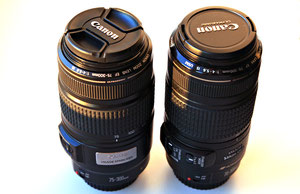 Canon EF 75-300/4-5.6 IS