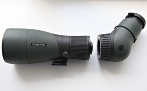 Swarovski modular scope