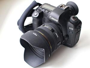 Sigma AF 50/1.4 EX HSM