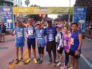 Orlando Half Marathon