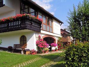 Gästehaus  Resi in Mähring in Ostbayern - Oberpfalz