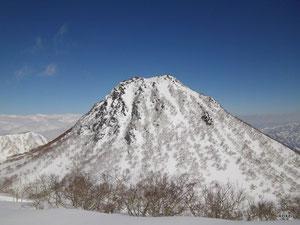 三田原山,妙高