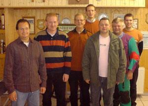 1. Mannschaft Saison 2007/2008