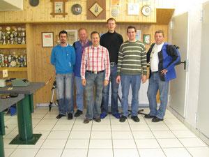 1. Mannschaft Saison 2009/2010