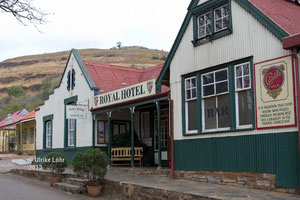 Royal Hotel in Pilgrim's Rest