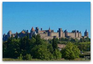 Carcassonne - lohnt einen Besuch!