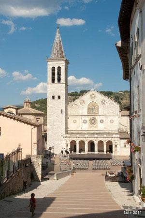 Dom in Spoleto