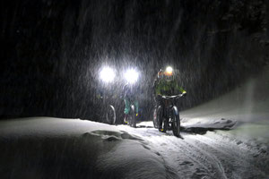 Alpine Fatbike Nightride