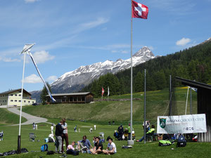 Swiss junior cricket festival (Zuiz, 30.5.-01.6.2014)
