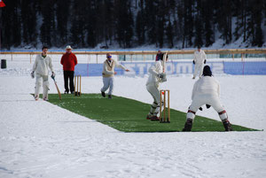 Cricket on Ice
